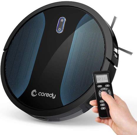 coredy robot vacuum