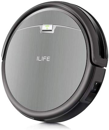 iLIFE A4s Robotic Carpet Vacuum